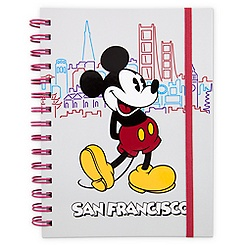 San Francisco Mickey Mouse Journal