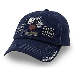 Mickey Mouse Baseball Cap for Men - Walt Disney Studios