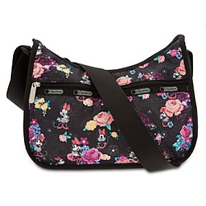 Minnie Mouse Hobo Bag by LeSportsac