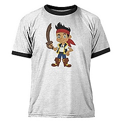 Jake and the Never Land Pirates Ringer Tee for Kids