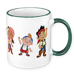 Jake and the Never Land Pirates Mug - Create Your Own