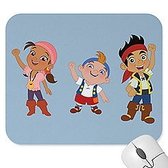 Jake and the Never Land Pirates Mouse Pad