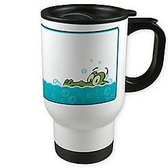 Where's My Water? Travel Mug - Create Your Own
