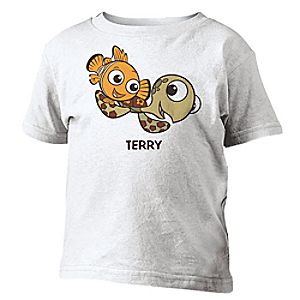 Finding Nemo Tee for Toddlers - Customizable