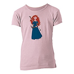 Brave Tee for Girls - Customizable