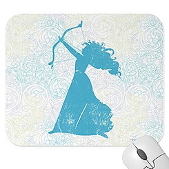 Brave Mousepad - Customizable