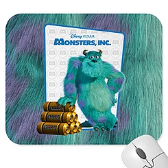 Monsters, Inc. Mousepad - Create Your Own