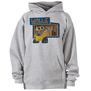 WALL-E Hoodie for Kids - Customizable