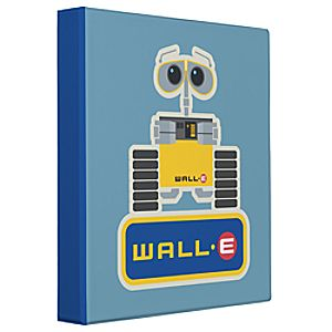 WALL-E Binder - Create Your Own