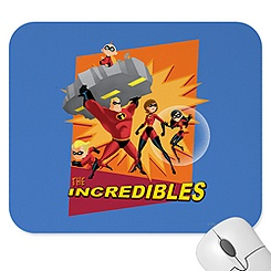 The Incredibles Mousepad - Create Your Own