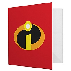 The Incredibles Binder - Customizable