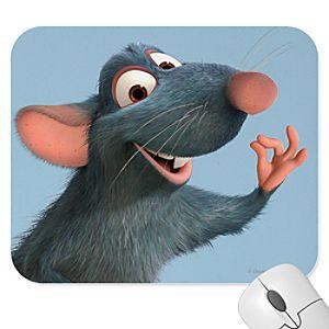 Ratatouille Mousepad - Customizable