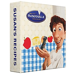 Ratatouille Binder - Customizable