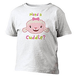 Doc McStuffins Tee for Toddlers - Customizable