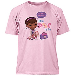 Doc McStuffins Tee for Kids - Customizable