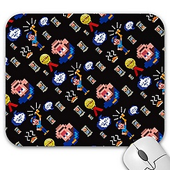 Wreck-It Ralph Mousepad - Customizable