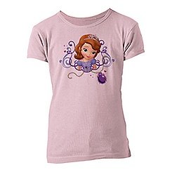Sofia Tee for Girls - Customizable