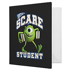 Monsters University Binder - Create Your Own