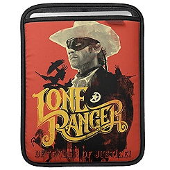 The Lone Ranger iPad Sleeve - Create Your Own