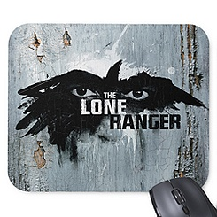 The Lone Ranger Mousepad - Create Your Own
