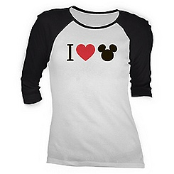 D23 Raglan Tee for Women - Customizable