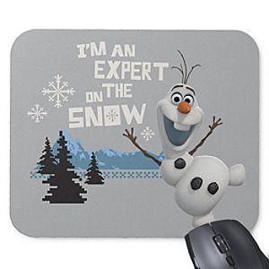 Frozen Mouse Pad - Create Your Own