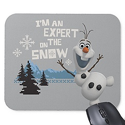 Frozen Mouse Pad - Customizable