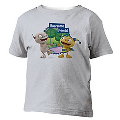 Henry Hugglemonster Tee for Boys - Customizable