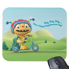 Henry Hugglemonster Mouse Pad - Customizable