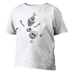 Olaf Tee for Kids - Frozen - Customizable