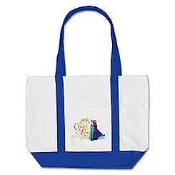 Anna and Elsa Tote - Frozen - Customizable