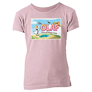 Olaf Tee for Women - Frozen - Create Your Own