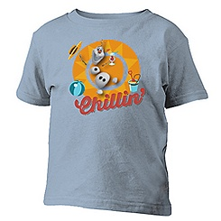 Olaf Tee for Men - Frozen - Customizable