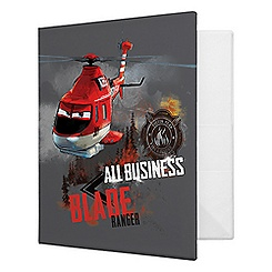 Planes: Fire & Rescue 3-Ring Binder - Customizable