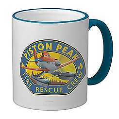 Planes: Fire & Rescue Mug - Customizable