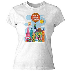 D23 Fanniversary ''it's a small world'' Tee for Women - Customizable