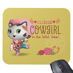 Sheriff Callie Wild West Mouse Pad - Customizable