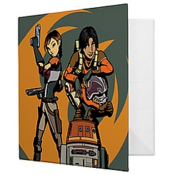 Star Wars Rebels Binder - Customizable