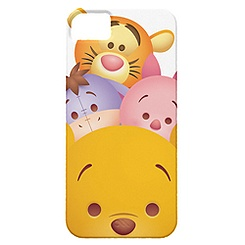 ''Tsum Tsum'' Winnie the Pooh and Pals iPhone 5/5S Case - Customizable