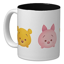 ''Tsum Tsum'' Winnie the Pooh and Pals Mug - Customizable