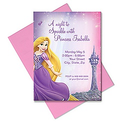 Rapunzel Invitation - Customizable