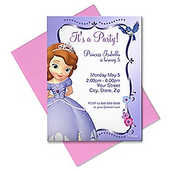 Sofia Invitation - Customizable