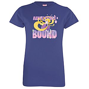 Rapunzel Adventure Tee for Girls