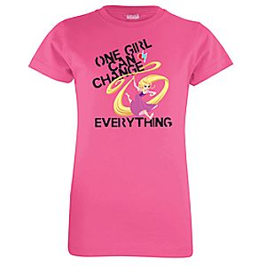 Rapunzel One Girl Tee for Girls