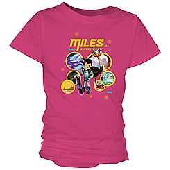 Miles from Tomorrowland Superstellar Tee for Girls - Customizable