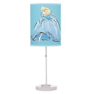 Cinderella Table Lamp - Live Action Film