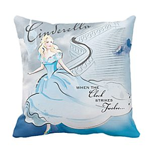 Cinderella Pillow - Live Action Film