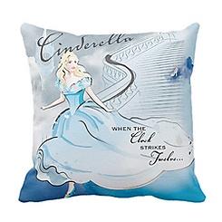 Cinderella Pillow - Live Action Film - Customizable