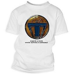 Tomorrowland Icon Tee for Kids - Customizable