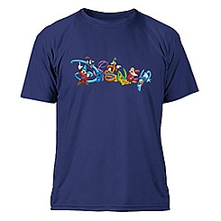 Disney Logo Tee for Men - Customizable